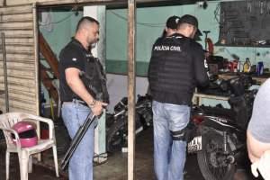 Polícia Civil reforça ações de segurança na capital com a operação Pronta Resposta 3