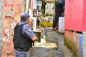 Policía deflagra a operação Fecha Quartel em todas as zonas de Manaus