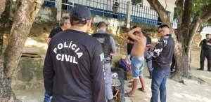 Polícia deflagra operação na zona Centro-sul de Manaus