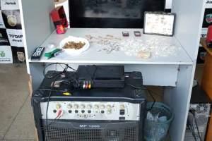 Polícia detém homem com drogas no município de Juruá