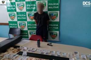 Polícia detém venezuelano suspeito de furto de veículo