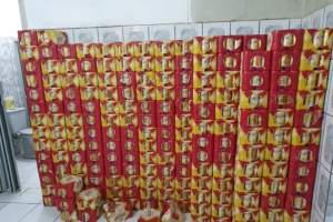 Polícia encontra laboratório de adulteração de alimentos em Manaus