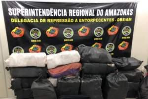 Polícia Federal deflagra operação contra o tráfico de drogas