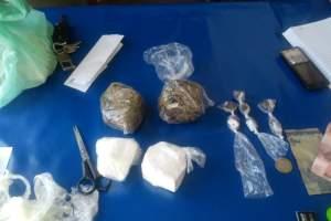 Polícia Militar detém homem com drogas em Caapiranga