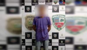 Polícia Militar detém homem por suposta agressão a vizinha