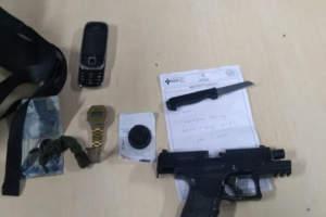 Polícia Militar detém homem suspeito de roubo