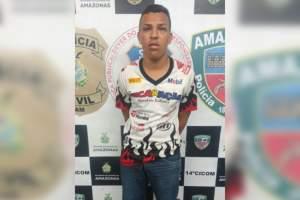Polícia Militar detém jovem por roubo de veículo no Zumbi dos Palmares
