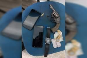 Polícia Militar detém suspeito de roubo na zona Norte de Manaus