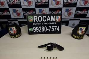 Polícia Militar prende 20 pessoas e apreende cinco armas de fogo