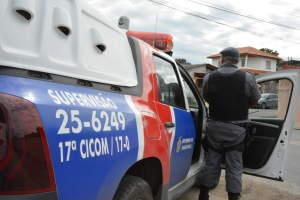 Polícia Militar recupera oito veículos com restrição de roubo ou furto