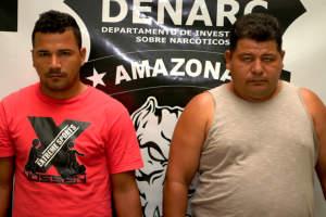 Polícia prende dupla com 35 quilos de drogas no porto da Manaus Moderna