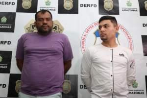 Polícia prende dupla por golpe de venda e financiamento fraudulento de veículos