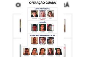 Polícia prende integrantes de facção envolvidos em mortes nos presídios do Amazonas