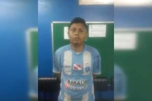 Polícia prende jovem por envolvimento em homicídio ocorrido no Santo Agostinho em 2016