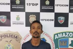 Polícia prende pintor envolvido em roubo na zona Norte da capital