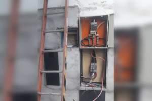 Polícia prende proprietário de uma fábrica de gelo por furto de energia elétrica