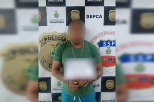 Polícia prende vigia denunciado por estuprar criança no bairro Educandos