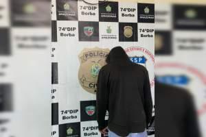 Polícia recupera objetos e apreende adolescente no município de Borba