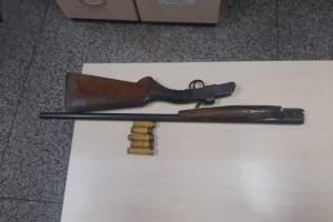 Policiais da 20ª Cicom detêm dupla com arma de fogo e munições na zona Oeste