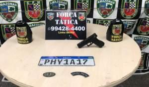 Policiais militares apreendem adolescentes por roubo na zona Leste