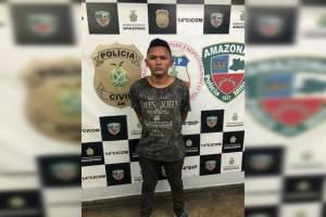 Policiais militares da 11ª Cicom detêm suspeito de furto no Coroado