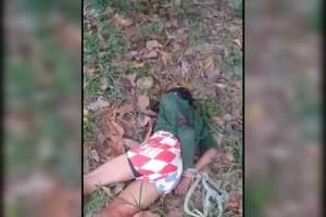 Policiais militares resgatam jovem que estava marcado para morrer