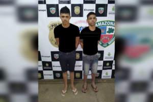 Polícias recapturam dupla que fugiu da carceragem em Eirunepé