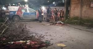 População revoltada mata assaltante a pauladas em Manaus