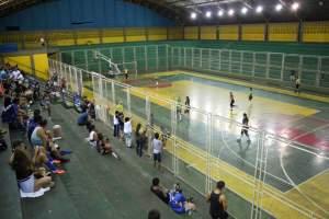 Prefeitura dá continuidade aos Jogos dos Servidores com o futsal