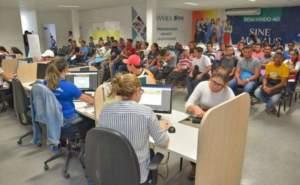 Prefeitura seleciona candidatos para 34 vagas de emprego nesta quarta-feira (7)