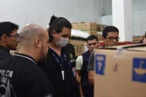 Procon-AM apreende máscaras inapropriadas para uso em distribuidora na zona Norte de Manaus