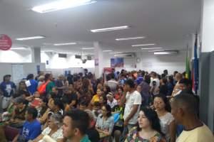 Procon-AM autua agência bancária na zona Norte de Manaus por descumprimento da Lei das Filas