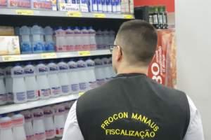 Procon Manaus recebe mais de 800 chamadas com assuntos relacionados ao coronavírus