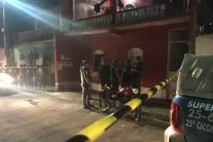 Professor de natação é executado com quatro tiros em Manaus