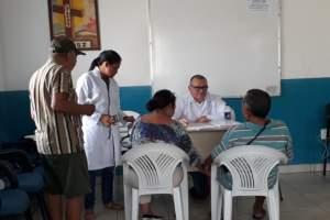 Projeto Saúde na Comunidade chega ao bairro Novo Israel