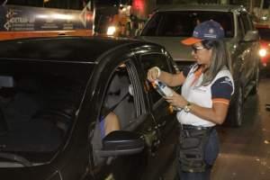 Quatro motoristas são presos na Lei Seca em Manaus