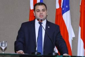 Roberto Cidade solicita reforço policial para comunidade em Borba