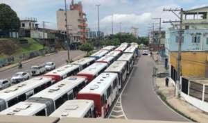 Rodoviários decidem por greve em Manaus na próxima sexta-feira (24)