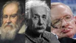 Stephen Hawking tem coincidências com outros gênios da física