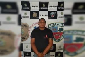 Suspeito de homicídio é preso pela Polícia na zona Sul de Manaus