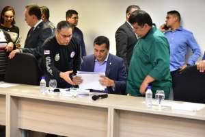 Wilson Lima anuncia fim do contrato com Umanizzare e nova licitação para cogestão de presídios